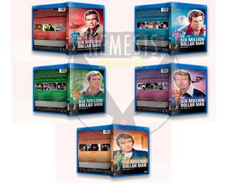 El Hombre Nuclear - Serie Completa Bluray - Latino