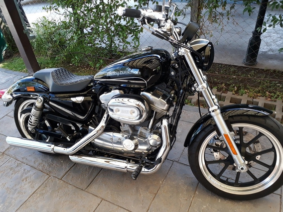 Harley Davidson Sportster 883 Superlow Impecable