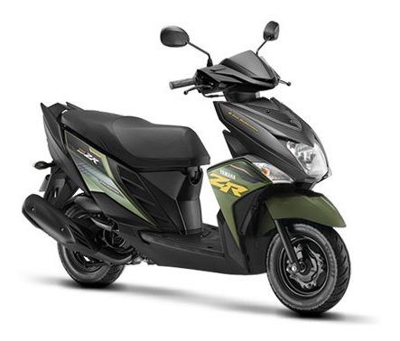 Yamaha  Ray 115 Zr Scooter 2021 Financia En 36 Delcar Motos®