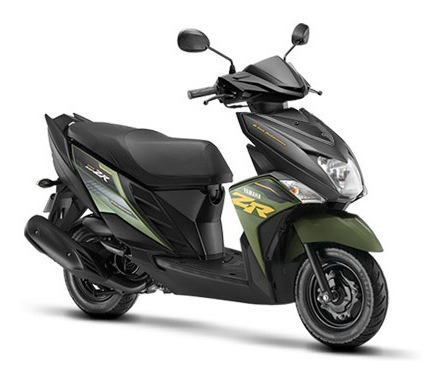 Yamaha Ray 115 Zr Scooter 2020 Financia En 36 Delcar Motos