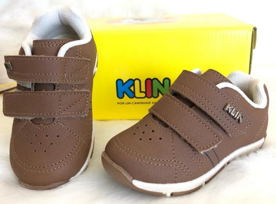 Sapato Outdoor Menino Infantil Klin - 16475
