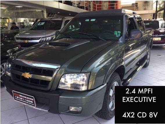 Chevrolet S10 S10 2.4 Mpfi Executive 4x2 Cd Flex