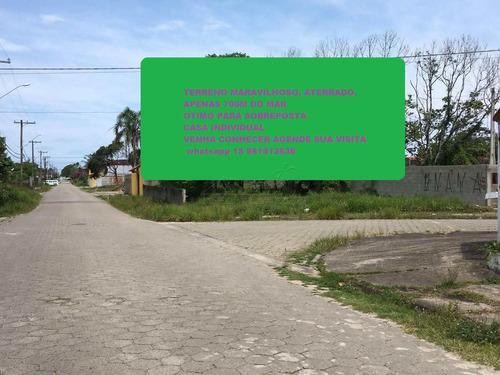 Terreno, Jd. Das Palmeiras, Itanhaém - R$ 95 Mil, Cod: 826 - V826