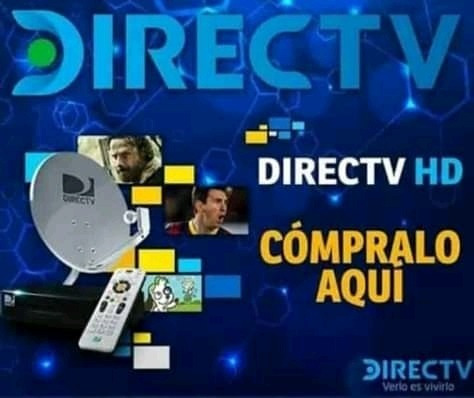 Decodificador Directv Hd Con Plan Oro
