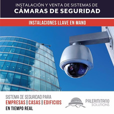 Instalacion De Camaras De Seguridad Y Configuracion Cctv Ip