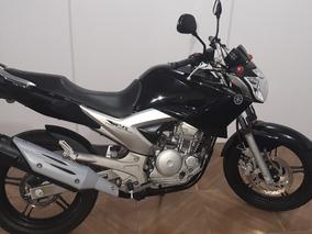 Yamaha Ys Fazer 250 2013 Preta
