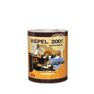 Adhesivo De Doble Contacto Wepel 2001 0,75 Kg - Prestigio