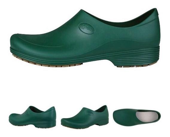 Zapato Hombre Mujer Enfermero Colegial Sticky Shoe