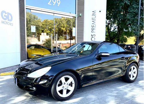 Gd Motors Mercedes Benz Slk 280 V6 Unica En El Pais 2007