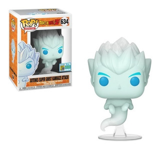 Funko Pop! Dragon Ball Z - Gotenks Ghost - Fantasma Sdcc