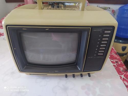 Tv Semp Toshiba Color 10  Tvc-100 C.remoto