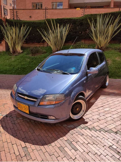 Chevrolet Aveo Gti 1600 16 Válvulas Modelo 2009