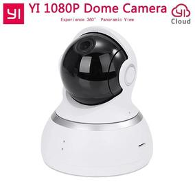 Câmera Dome Xiaomi Yi 360° Visão Noturna 1080p.