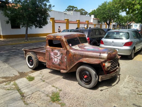 Rat Pick Up Rastrojero - Chevy 230 Zf