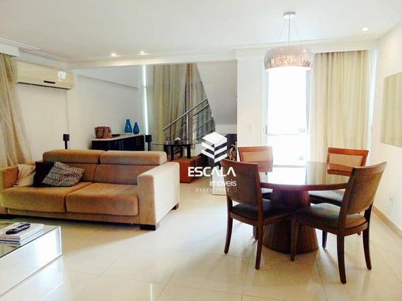 Casa Duplex Com 4 Quartos À Venda, 220 M², Condomínio Fechado - Sapiranga - Fortaleza/ce - Ca0214