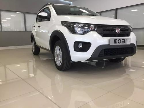 Fiat Mobi 1.0 0km Financiá Tomo Usados- Entrega Asegurada C-