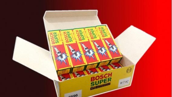 10 Velas De Ignição Bosch Rx-125/tt-125/rd-125/rd-135 Curta