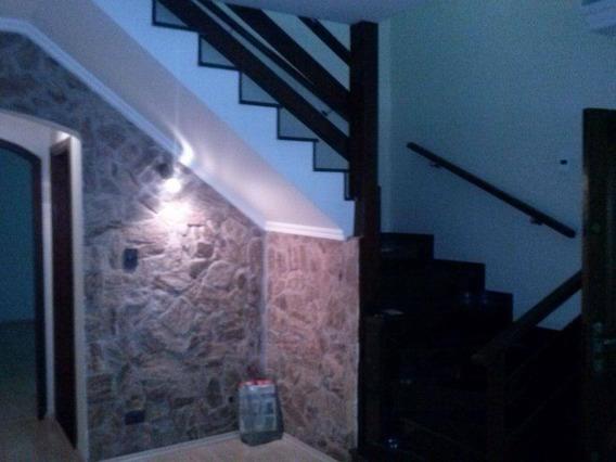 Sobrado Com 4 Dormitórios Sendo 1 Suite À Venda, 217 M² Por R$ 650.000 - Nova Petrópolis - São Bernardo Do Campo/sp - So0019