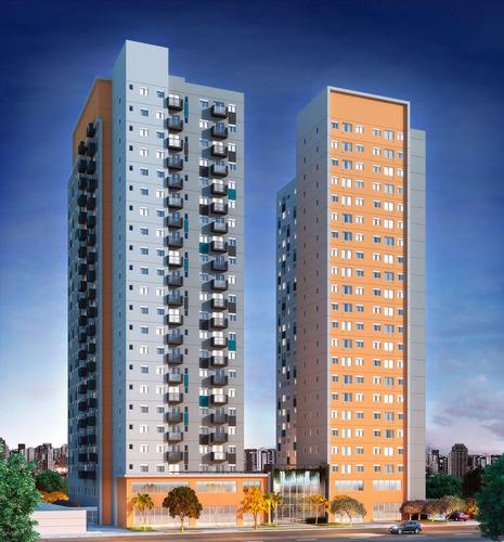 Imagem 1 de 28 de Apartamento Residencial Para Venda, Santo Amaro, São Paulo - Ap9431. - Ap9431-inc