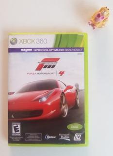 Forza Motorsport 4 Xbox 360 + Envío Gratis