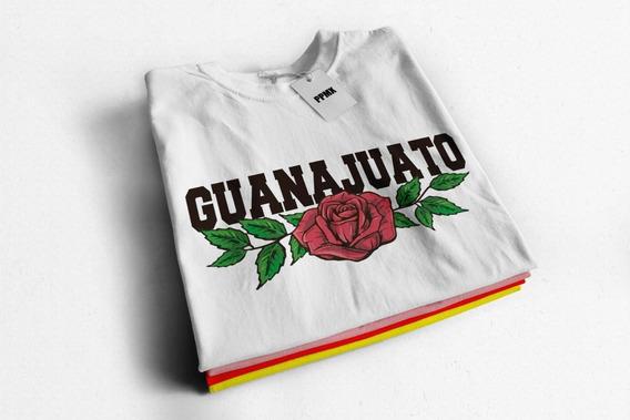 Playera De Moda Niña Y Dama Guanajuato Lover