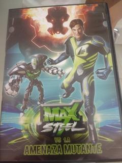 Película Infantil Max Steel Amenaza Mutante