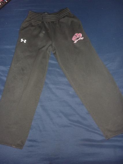 E Pantalon Jogging Under Armour Frizado Talle S Art 59205