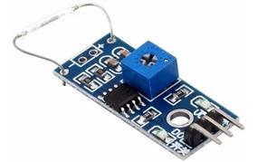 Módulo Sensor Magnético Reed Switch Interruptor Pic Arduino