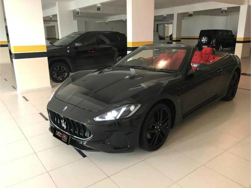 Maserati Grancabrio  R1 4.7 V3 32v 460cv