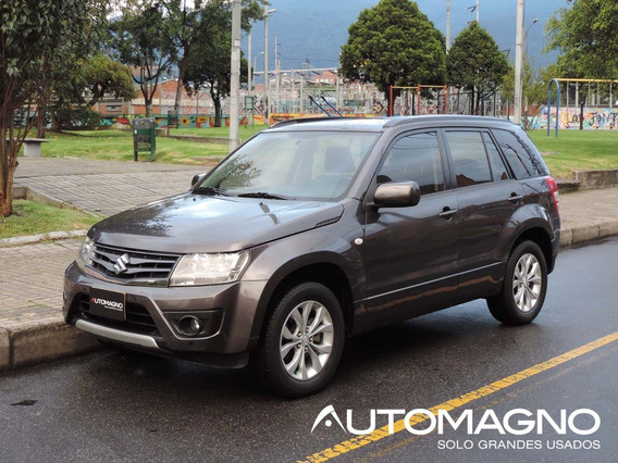 Suzuki Grand Vitara 2.4 At 4x2 5p