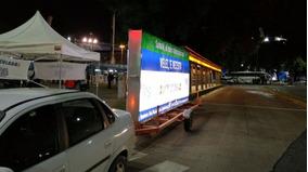 Trailer, Remolque, Publicitario Unico En El Mercado