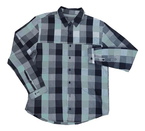Camisas Hombre - Salomon - Bancok Ls Shirt - Casual