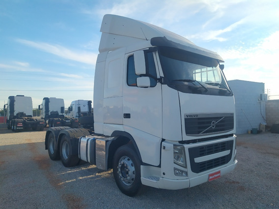Volvo Fh 460 I-shift 6x2 2013 Automatica = Scania = Axor