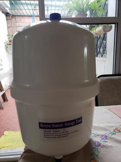Tanque Hidroneumático De Osmosis Inversa Domiciliaria