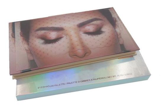 Paleta De Sombras Para Maquiagem Profissional Com 18 Cores