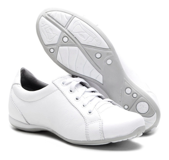 Sapato Feminino Tênis Enfermeira Confortável Ortopédico 227