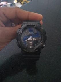 Relógio G Shock Ga 120 Usado Semi-novo