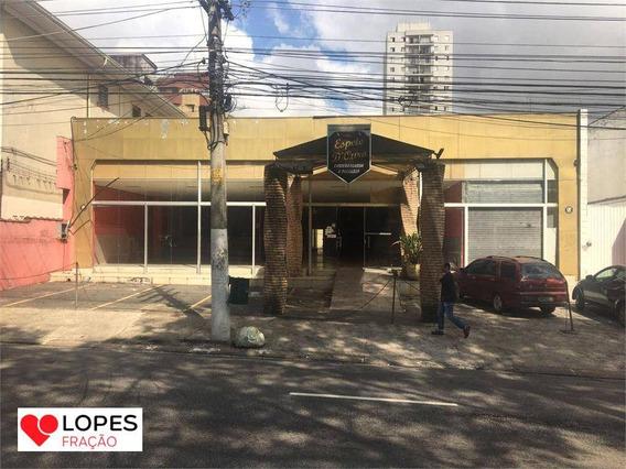 Galpão Para Alugar, 1220 M² Por R$ 68.000,00/mês - Mooca - São Paulo/sp - Ga0023