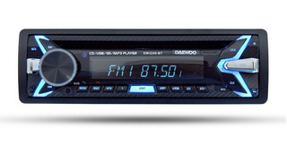 Autoestereo Daewoo Cd, Desmontable Dw3249bt