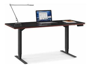 Bdi 6051 Ch Sequel Lift Standing Desk 60 X 24 Top Natura ®
