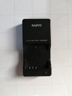 Cargador Baterias Sanyo Var-l20n Camara Db-l20 Usado