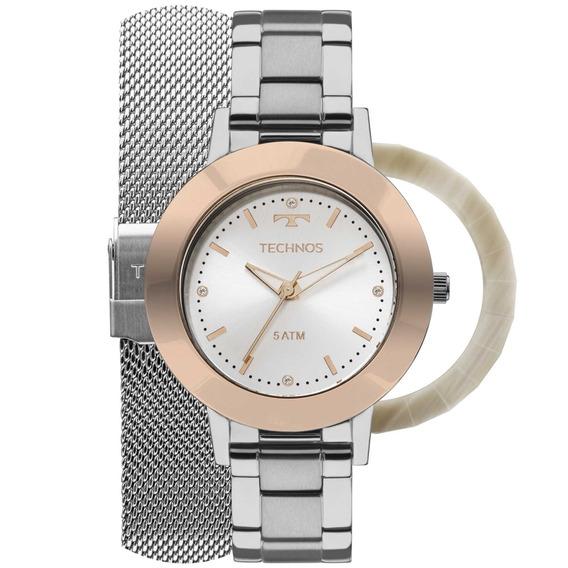 Relógio Feminino 2035mlk/t1k Technos Analígico