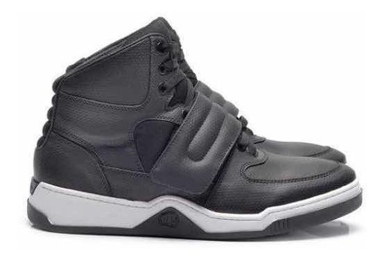 Tenis Cano Alto Hardcore Footwear Bota Marcos Mion - adidas