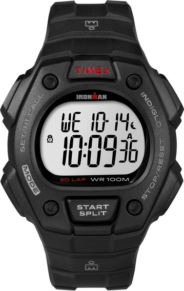 Relógio Timex Ironman C30 (41 Mm) - T5k822