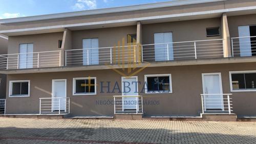 Imagem 1 de 8 de Casa Em Condomínio Para Venda Em Hortolândia, Chácaras Fazenda Coelho, 2 Dormitórios, 2 Suítes, 1 Banheiro, 1 Vaga - Casa 384_1-1721531