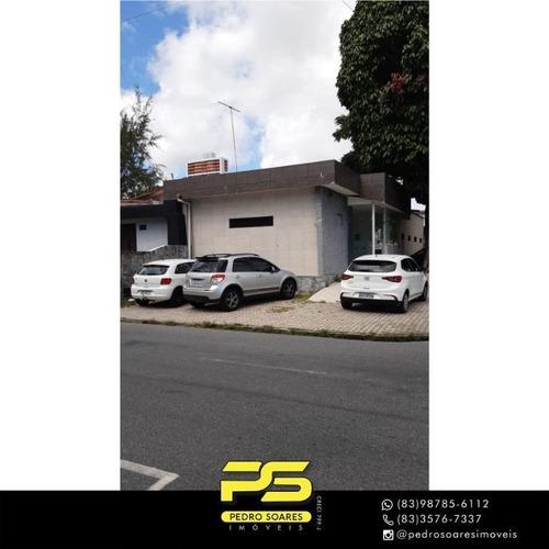 Imagem 1 de 2 de Ponto Para Alugar, 300 M² Por R$ 6.000/mês - Pedro Gondim - João Pessoa/pb - Pt0063