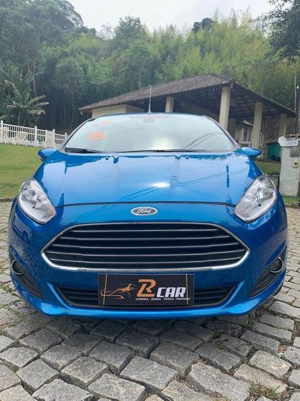 Ford Fiesta Titanium 1.6 Flex