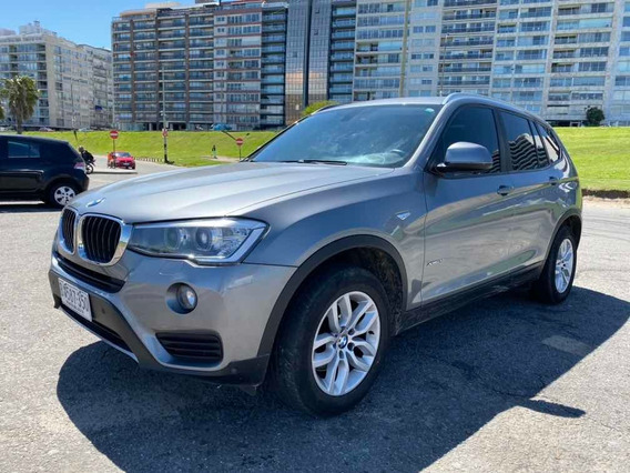 Bmw X3 2.0 Xdrive Executive 184cv 2015