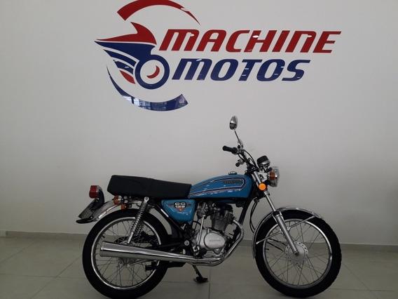 Honda Cg 125 1978 Impecavel