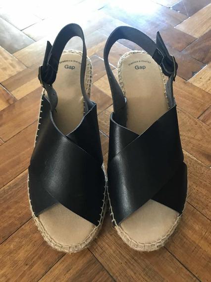 Zapatos Taco Chino Gap (importados Usa)